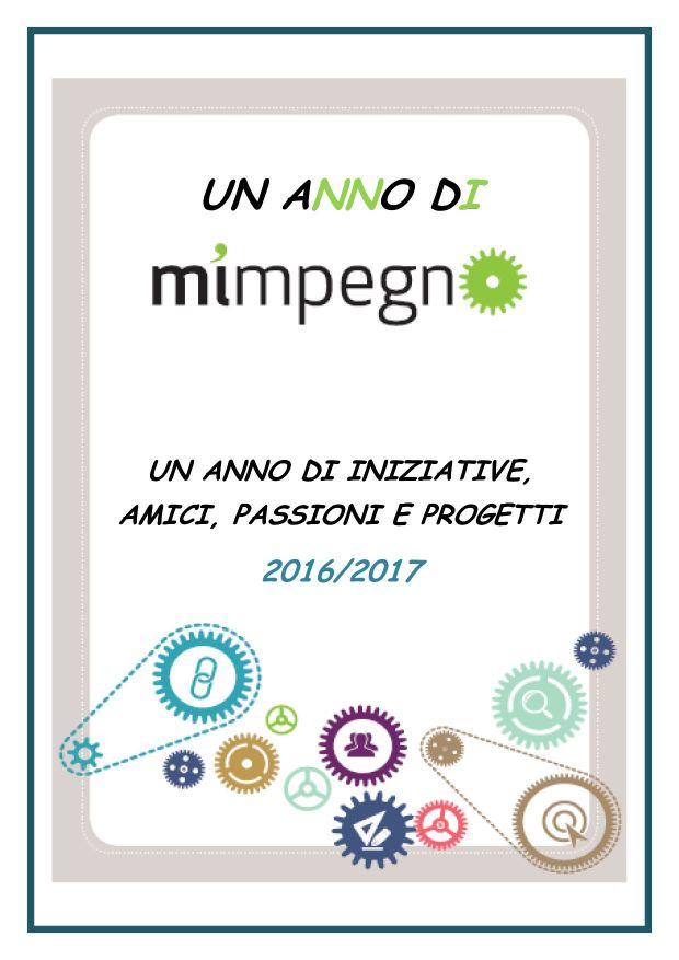 BOZZA UN ANNO DI INIZIATIVE 2017 1